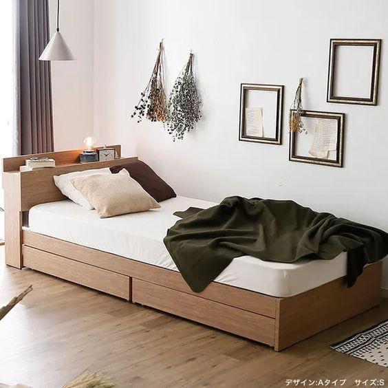 LOWYA(ロウヤ)のおしゃれ可愛いベッドおすすめ12選
