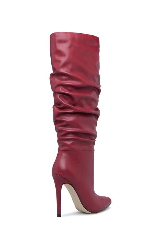 Unique High Boots