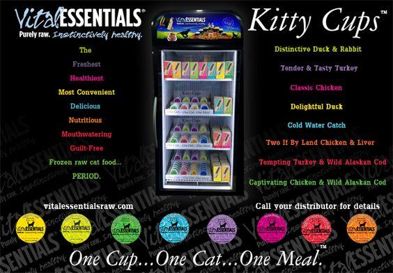 Vital Essentials Kitty Cups