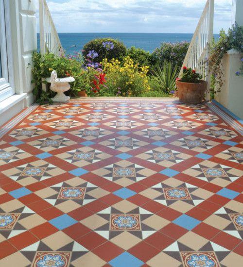 Luxury Design Design - Spanish tiles