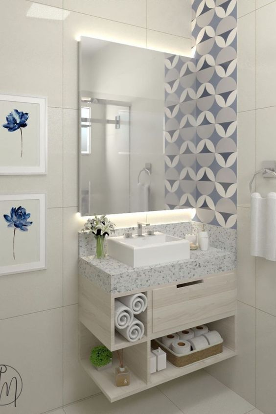 56 Modern Bathroom For Starting Your Home Improvement interiors homedecor interiordesign homedecortips