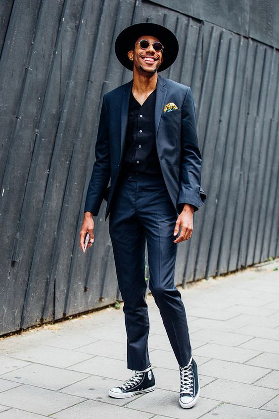Уличная мода Лондона