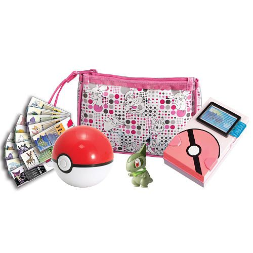 Toys For Trainers : Pokemon pokedex training kit axew tomy toys quot r us