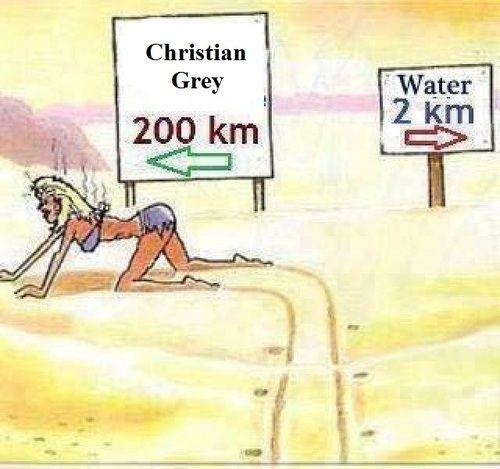 Ohhhh Christian Grey <3