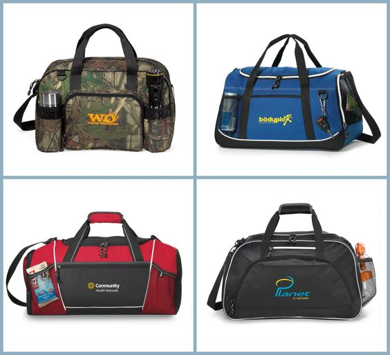 Personalized Sports Bags at HotRef.com