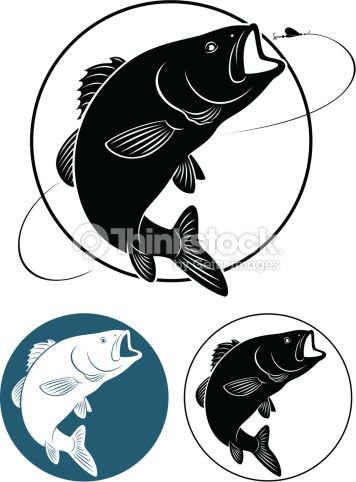 Walleye Silhouette Google Search Fishing Silhouettes