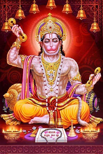 19 lord hanuman ji