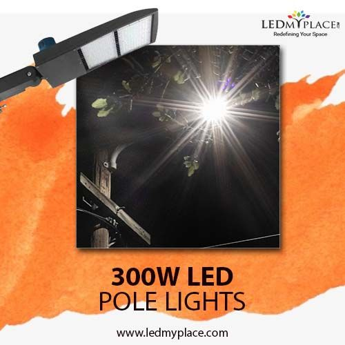 Buy The Best 300w Led Pole Light For Outdoor Lighting And Ready To Save Some Money On Your Energy Bills Contact Us On 888 972 6211 Save Energy Led Energy Bill