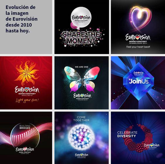 Eurovision desvela la imagen y el eslogan de su próxima edición | Brandemia_:
