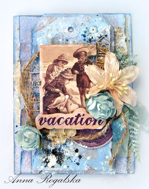 Scraps of Darkness and Scraps of Elegance: Tuesday Tags with Anna and Lisa!