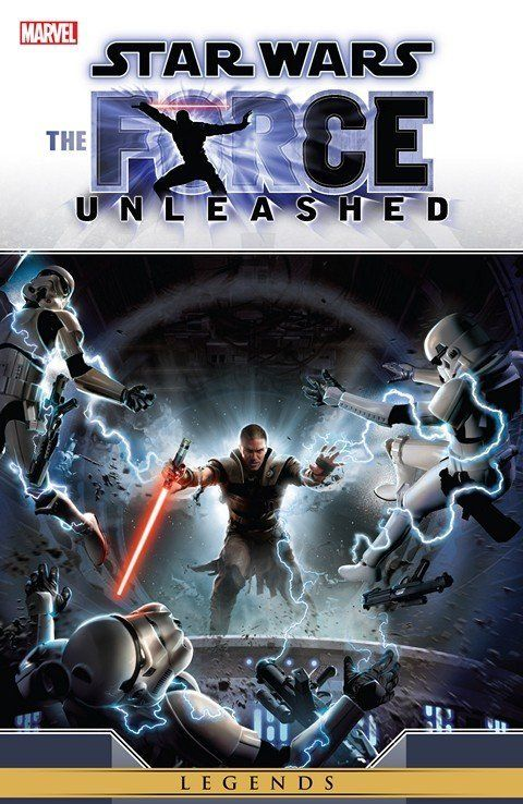 Star Wars The Force Unleashed I Ii Videojuegos Para Xbox Xbox One Starwars
