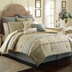 Laura Ashley Home Berkley 4 Piece Comforter Set   Wayfair