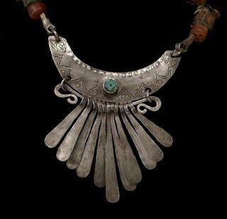 collar artesanal etnico cl - Buscar con Google
