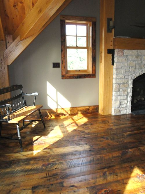 Softwood Lumber Stack