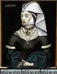 Catherine de Valois,Queen of England