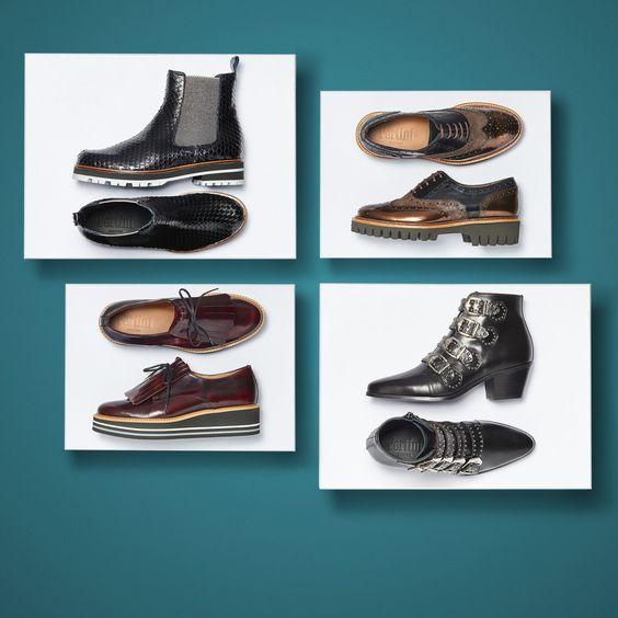 """""""Shoes for shoe lovers"""", so das Motto des spanischen Schuhlabels PERTINI. Das Label stellt seit 1980 besonders hochwertige und zeitlose Schuhe für Damen und Herren her. Die Schuhe erinnern mit ihrem Design stark an die 50er Jahre. Auch die aktuelle Kollektion orientiert sich an der damaligen Mode, wird aber durch das spanische Label neu interpretiert."""