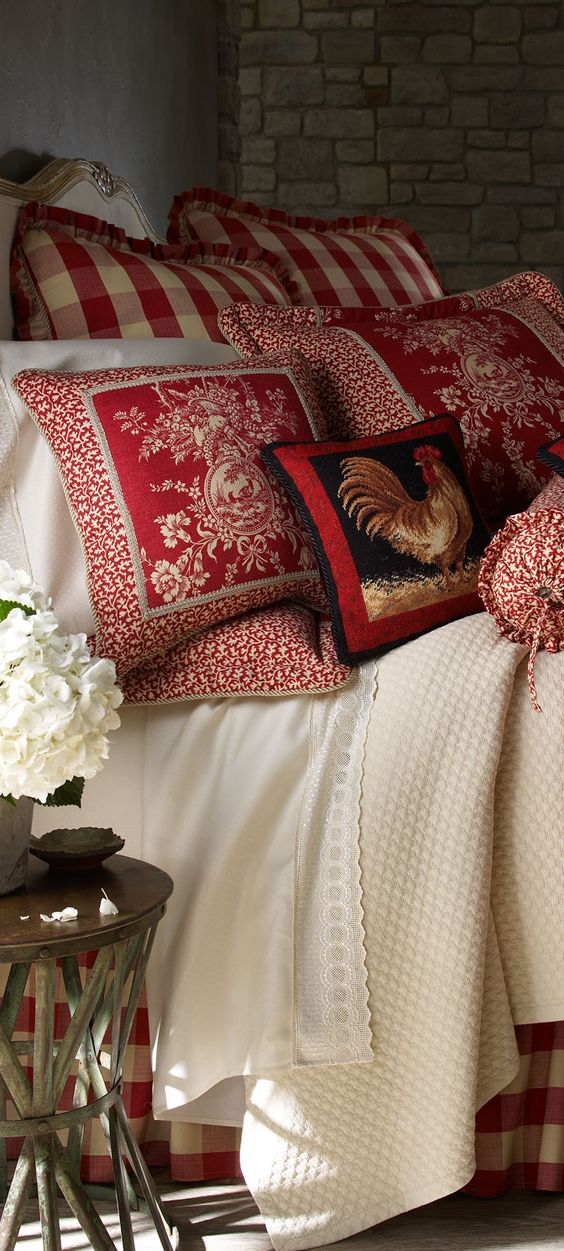 French Laundry Country Bedding Luxury Bedding Sets