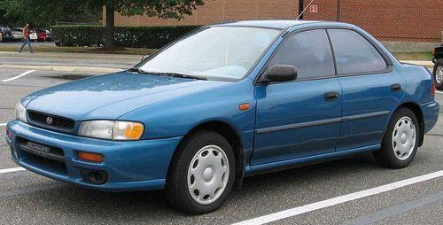 Subaru Impreza Service Manual 1993 1994 1995 1996 Online Subaru Impreza Subaru Impreza
