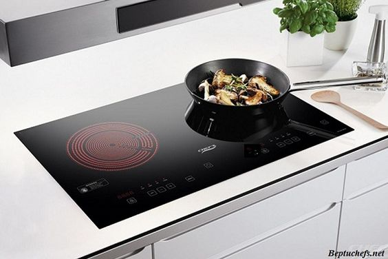 Bếp điện từ Chefs EH MIX321 dùng có an toàn không?
