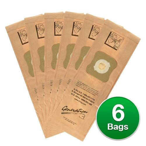 DUST BAGS FOR KIRBY GENERATION 3 G3 Vacuum cleaner hoover PACK OF FIVE