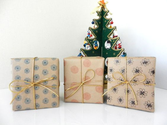 get your wrapping paper ready for the season!