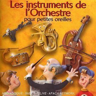 L'orchestre symphonique - Saperlipopette