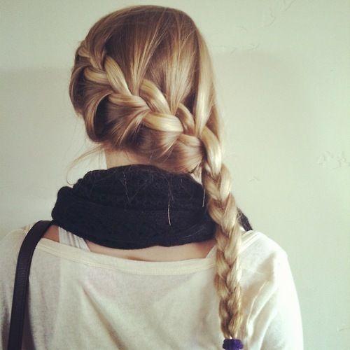 Epic braid #hair