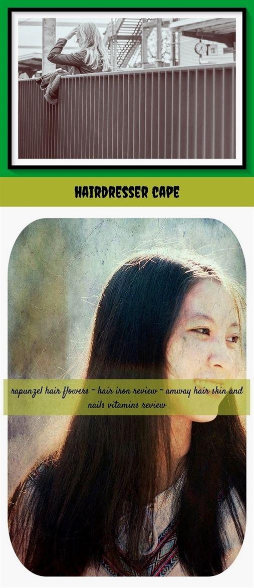 Hairdresser Cape1852018062616414430 Toppik Hair Fibers Review
