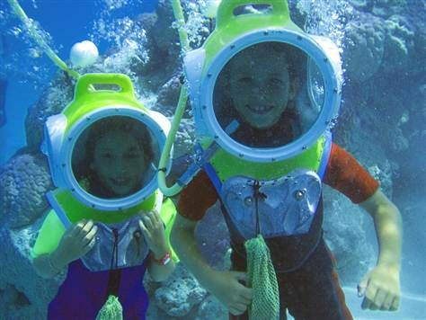 Do you know anyone that would love to do this? What a great activity for the whole family while on a cruise!