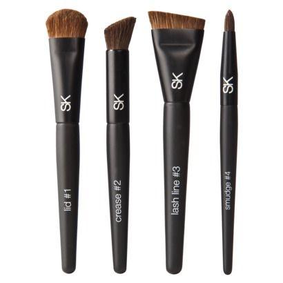 Sonia Kashuk Smokey Eye Brush Set Set de brochas para maquillaje de ojos