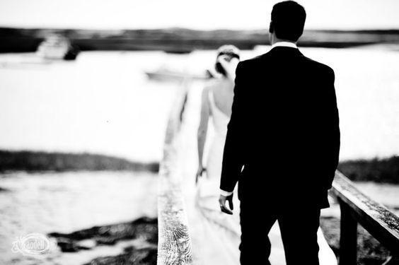 Real Wedding: Pamet Yacht Club, Truro MA