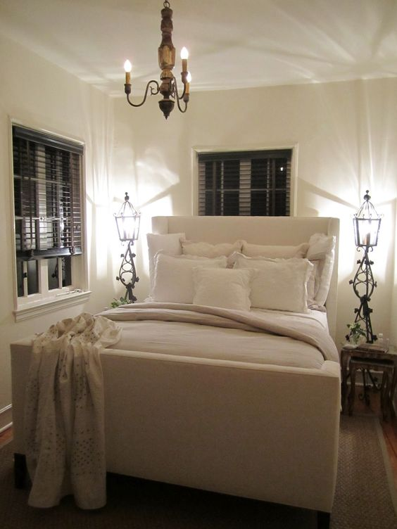 Small bedroom interior designs pinterest beautiful for Beautiful neutral bedrooms
