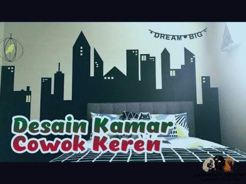Desain Kamar Keren Cowok - Desain Rumah
