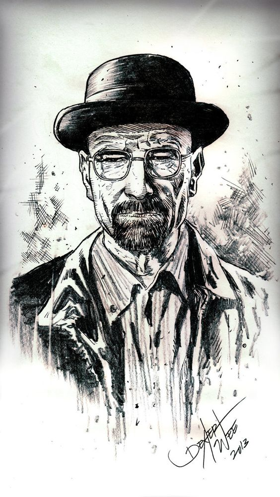Walter White - Breaking Bad - Dexter Wee