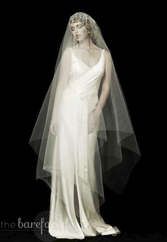 Johanna Johnson, Caroline DressThe Barefaced Bride