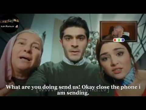 Ask Laftan Anlamaz Episode 25 Part 22 English Subtitles Youtube Subtitled Hayat And Murat Episode