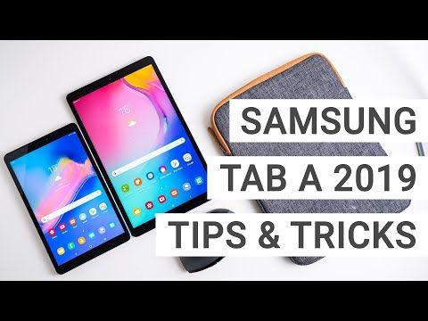 Samsung Galaxy Tab A 2019 Tips Tricks 10 8 Inch Youtube In 2021 Galaxy Tab Samsung Galaxy Tab Samsung