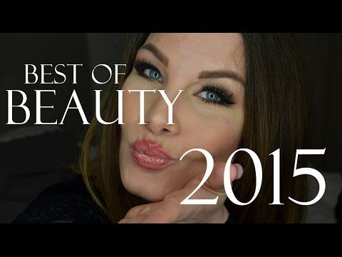Best of Beauty 2015 / year Favourites / Madame Joan - YouTube