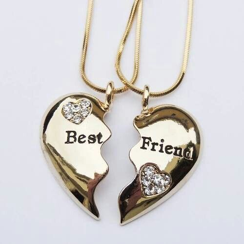 It S Not A Broken Heart These Are The Two Parts Pieces Of Heart One Is For Me And The Other One Is For My Bff Jewelry Best Friend Necklaces Friend Necklaces