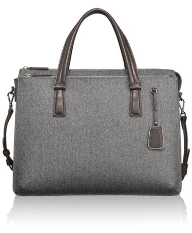 Unique  S Elements Slim Brief $325 At Tumicom Is A Black Laptop Case Made From Ballistic Nylon, But Its Curved Top, Rounded Handles And Leather Trim Give It A Handbag Look Although Luggage Manufacturers Say Women Are Embracing Wheeled