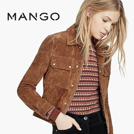 Mango ab dem 28.09.2016 bei uns im Shop : ►► http://b4f.me/mango2016  #fashion #ootd #style #mango #lederjacke #brands4friends