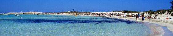 Formentera, era maravillosa.