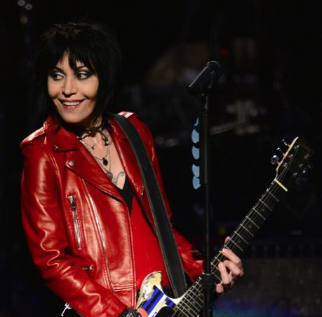 Saints, Saint laurent and Joan jett on Pinterest
