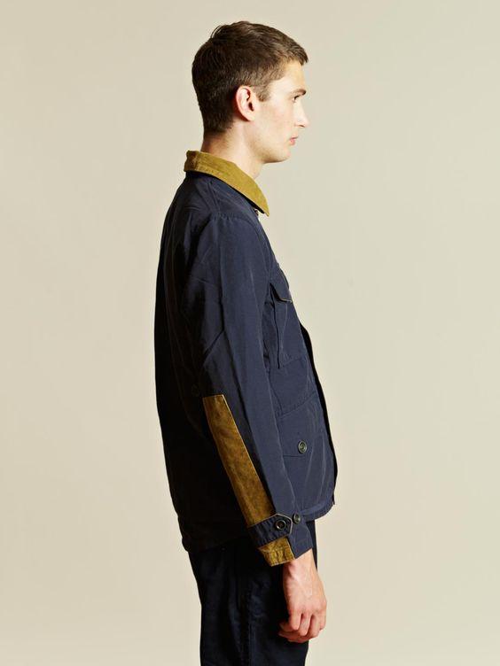 Nonnative Men's Lumberer Jacket | LN-CC