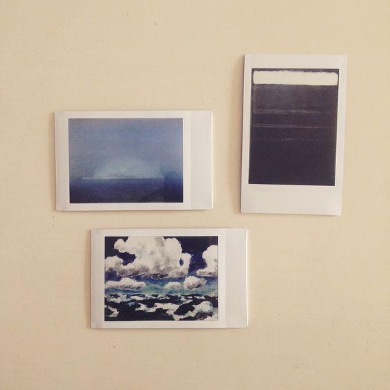 Richter. Rothko. Nolde. #art