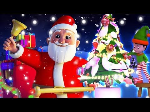 Jingle Bells Christmas Song In Hindi Christmas Carol For Kids By Kids Tv India Xmas Songs Childrens Christmas Songs Christmas Carols For Kids Xmas Songs