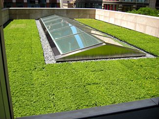 """If extension balcony a no go then maybe just a green roof with sky lights into kitchen e.g.""En Socyr somos especialistas en Impermeabilizacion con epdm resitrix totalmente adherido para Cubiertas ajardinadas.Colaboramos con la empresa especialista en cubiertas ajardinadas llamada ZINCO . Jorge del préstamo es el técnico en España .Green roofs insulate like a blanket, saving energy; they provide natural habitats for birds, butterflies, honeybees, lady bugs, and migrating birds. On this…"