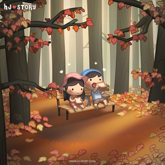 It was drawn during Korea's big holiday Chusok (Mid Autumn Festival)