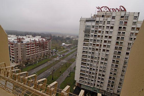 Da li ste imali priliku da vidite reklamu koka kole iz ove perspektive #beograd #Apartmani #PogledNaBeograd