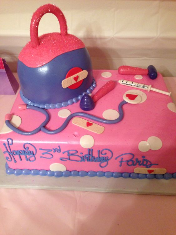 doc mcstuffins cake doc mcstuffins flat sheets and cakes on 3634